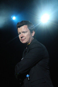 Rick Astley @ Osborne House, Isle of Wight 01/08/10