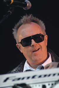 Howard Jones @ Osborne House, Isle of Wight 01/08/10