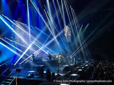 The Killers at T-Mobile Arena Grand Opening - April 6, 2016 - Las Vegas, NV