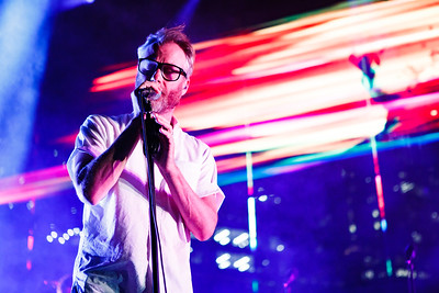 The National plays at Ascend Ampitheater on Thursday, May 03, 2018. (Photo by Hunter Long)