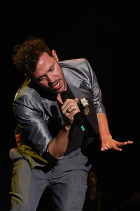 Will Young @ Osborne House, Isle of Wight 31/07/10