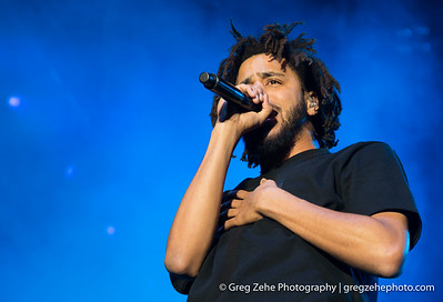 J. Cole at Life Is Beautiful 2016