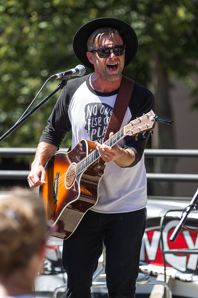 WCYY Patio Show with Switchfoot