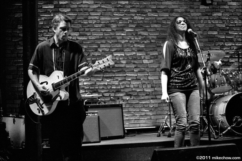 Missing Buttons live at The Roxy, Vancouver BC, March 8, 2011.