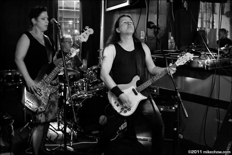 Gnash Rambler live at Lanalou's, Vancouver BC, July 2, 2011.