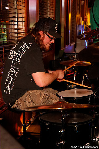Jungletown live at The Princeton Pub, Vancouver BC, May 5, 2011.