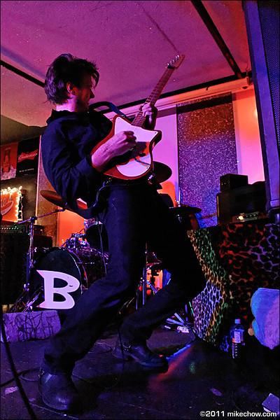 BMNSTR live at The Astoria, Vancouver BC, December 27, 2011.