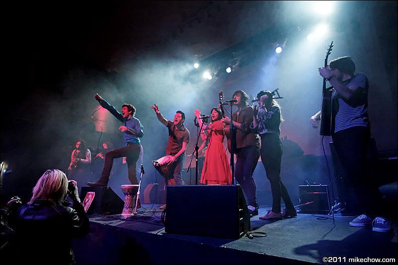 Mezamazing live at The Rickshaw Theatre, Vancouver BC, April 23, 2011.