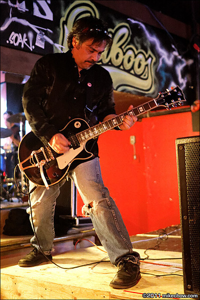 Piggy live at Funky Winker Beans, Vancouver BC, April 8, 2011.