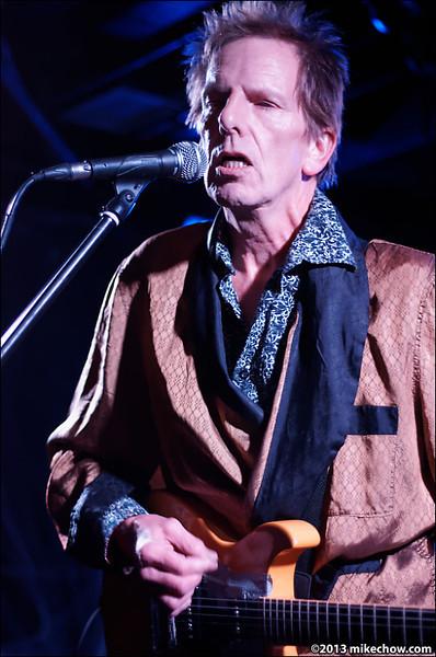 Art Bergmann live at The Biltmore, Vancouver BC, October 26, 2013.