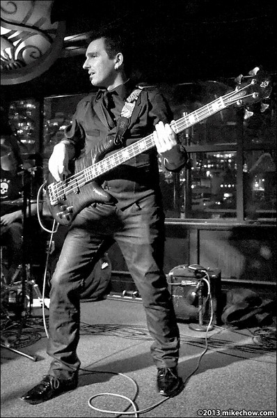 Pedwell live at The Backstage Lounge, Vancouver BC, April 13, 2013.