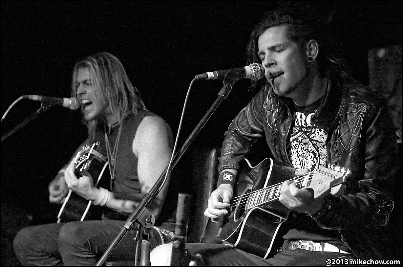 Like A Storm live at The Backstage Lounge, Vancouver BC, April 13, 2013.