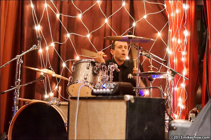 Motorama live at Lanalou's, Vancouver BC, May 18, 2013.