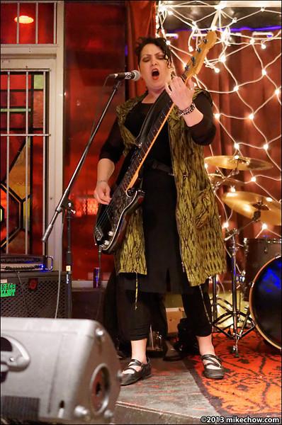 Gnash Rambler live at Lanalou's, Vancouver BC, May 18, 2013.