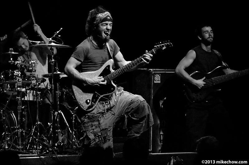 Ninjaspy live at The Rickshaw Theatre, Vancouver BC, October 4, 2013.