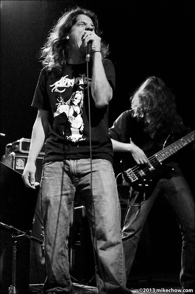 Harvest The Infection live at The Rickshaw Theatre, Vancouver BC, October 4, 2013.