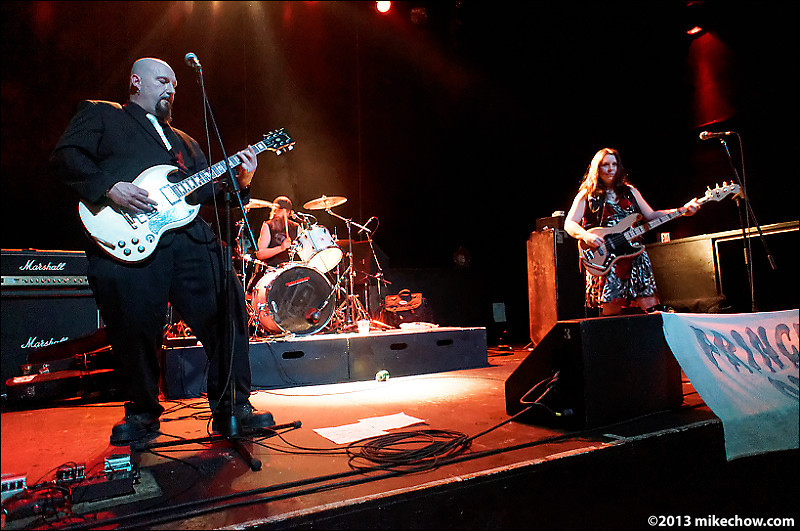 Princess Die live at The Rickshaw Theatre, Vancouver BC, March 16, 2013.