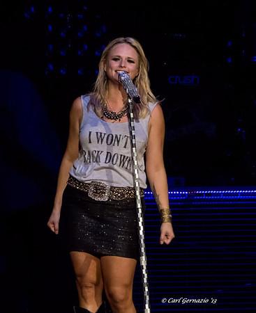Miranda Lambert - July 28, 2013