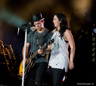 Thompson Square - August 28, 2013