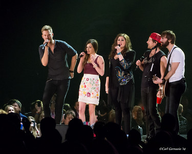 Lady Antebellum with guest Kacey Musgrave & Kip Moore