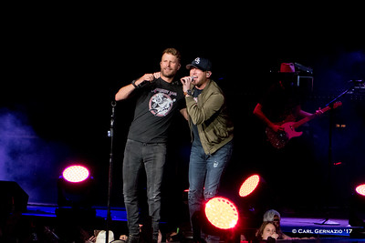Dierks Bentley and Cole Swindell