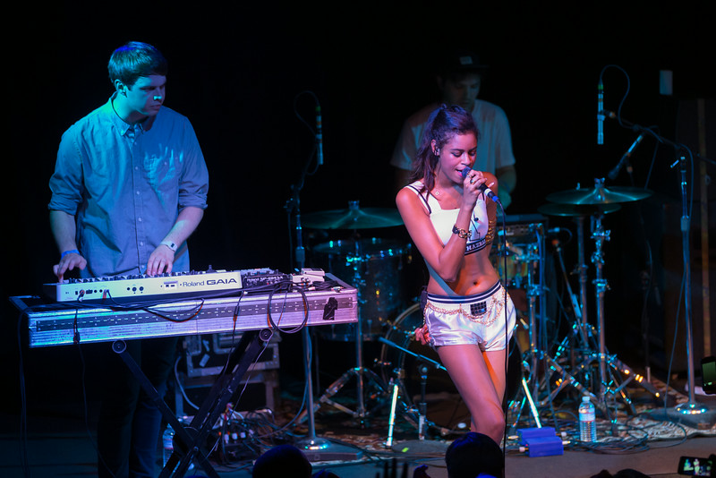AlunaGeorge @ the Independent, SF 09-12-2013
