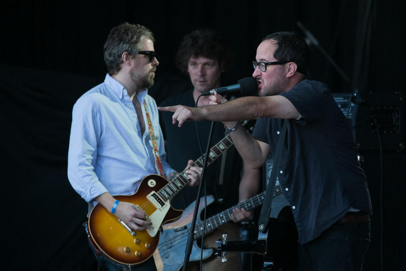 The Hold Steady @ First City Festival, Monterey