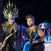 Empire of the Sun @ Life is Beautiful Festival, Las Vegas 10-26-2013