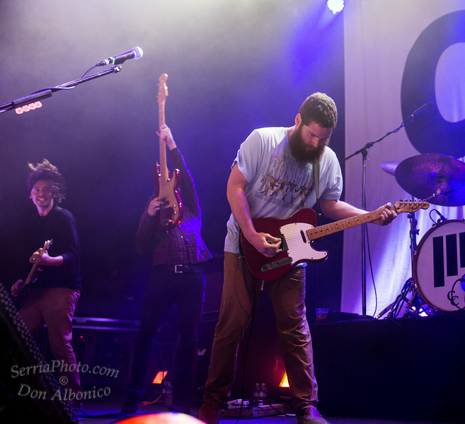 Manchester Orchestra @ The Fillmore, San Francisco, 5-2-2014