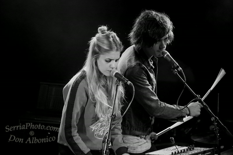 London Grammar @ the Independent SF 3/27/2014