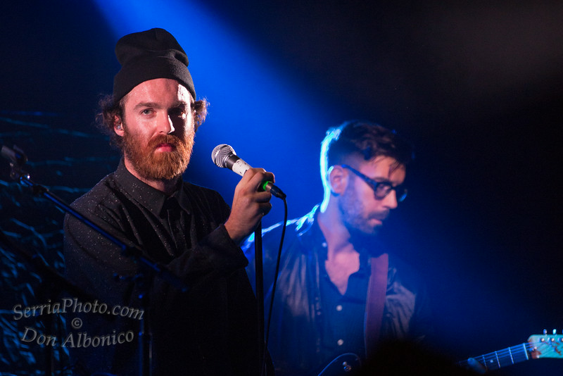 Chet Faker @ The Independent, San Francisco, 5-26-2014