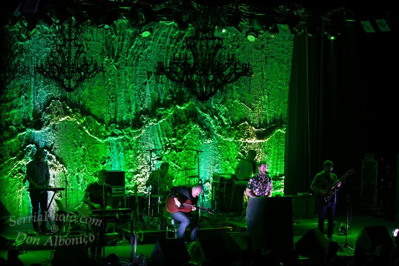 Volcano Choir @ The Fillmore, San Francisco, 1-09-2014