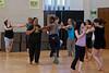 Master class dance workshop, Washington university <br /> <br /> 20100409-IMG_0390