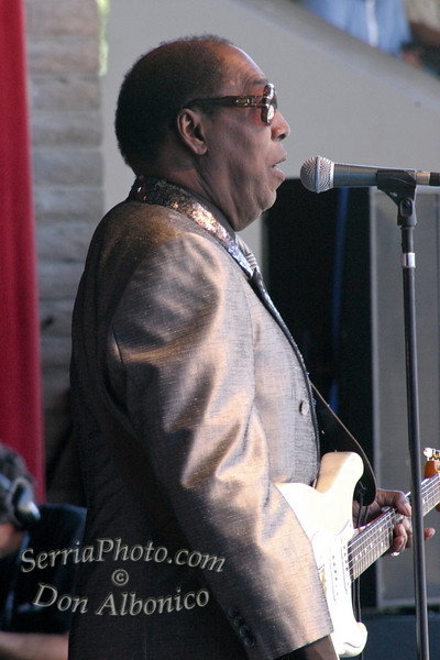 Clarence Carter<br /> <br /> Monterey Bay Blues Festival