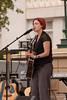 Rosie Burgess Band<br /> <br /> 20110820-IMG_4729