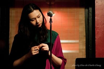 Le Zhang 1-27-2011 Twins Jazz