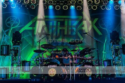 Anthrax @theparamount 5/5/17