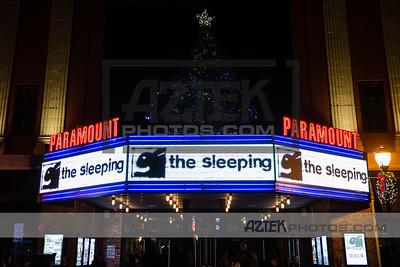 The Sleeping @Paramount 12/23/16