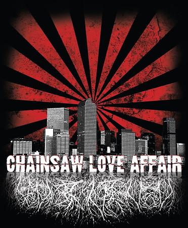2013 Chain Saw Love Affair (3 Kings Tavern)(S95) 03/08/13