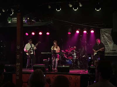 2016 West of the Blues at Herman's Hideaway 10/14/16
