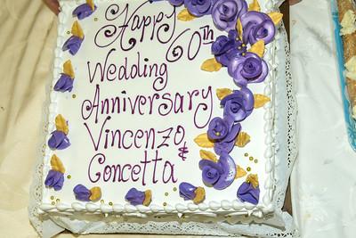 Concetta & Vincenzo Martino 60th