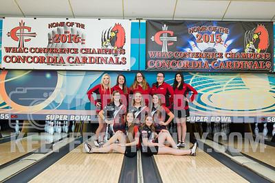 Concordia Bowling Team