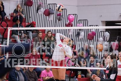 Concordia Volleyball Senior Day!