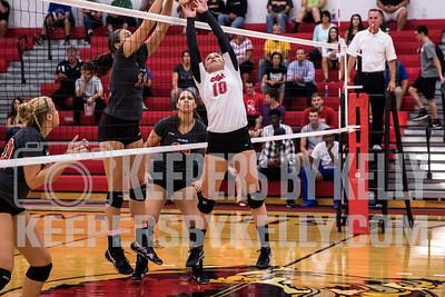 Concordia Volleyball vs Lourdes Sep 14