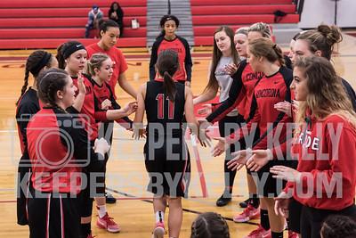 Concordia Womens & Mens Basketball Oct 30