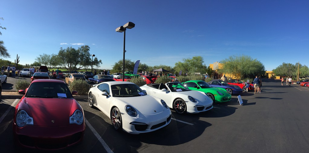 Phoenix Flight - Scottsdale car show today