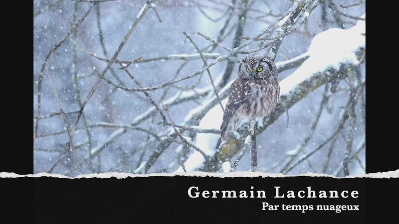 Germain Lchance par temps nuageux