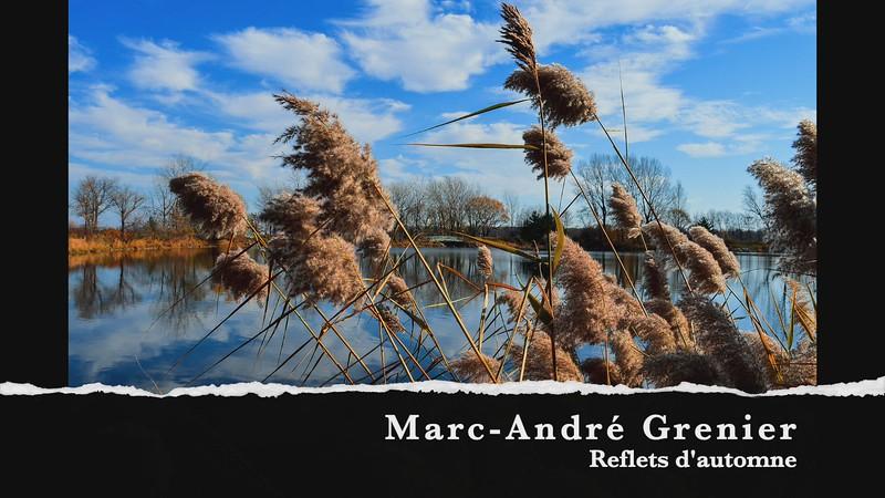 marc andre grenier reflets d'automne