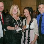Rob and Davisa Fogle and Cindy and Dan Mahoney.