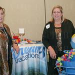 Elizabeth Wearren ad Rhonda Day of Dream Vacations.